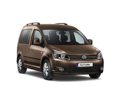 Volkswagen Caddy (2010-2014)