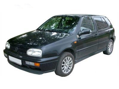 Volkswagen Golf 3 (1991-1996)