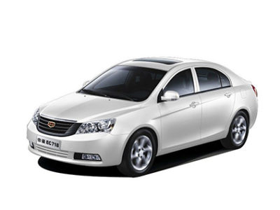 Geely Emgrand EC 7 (2009-
